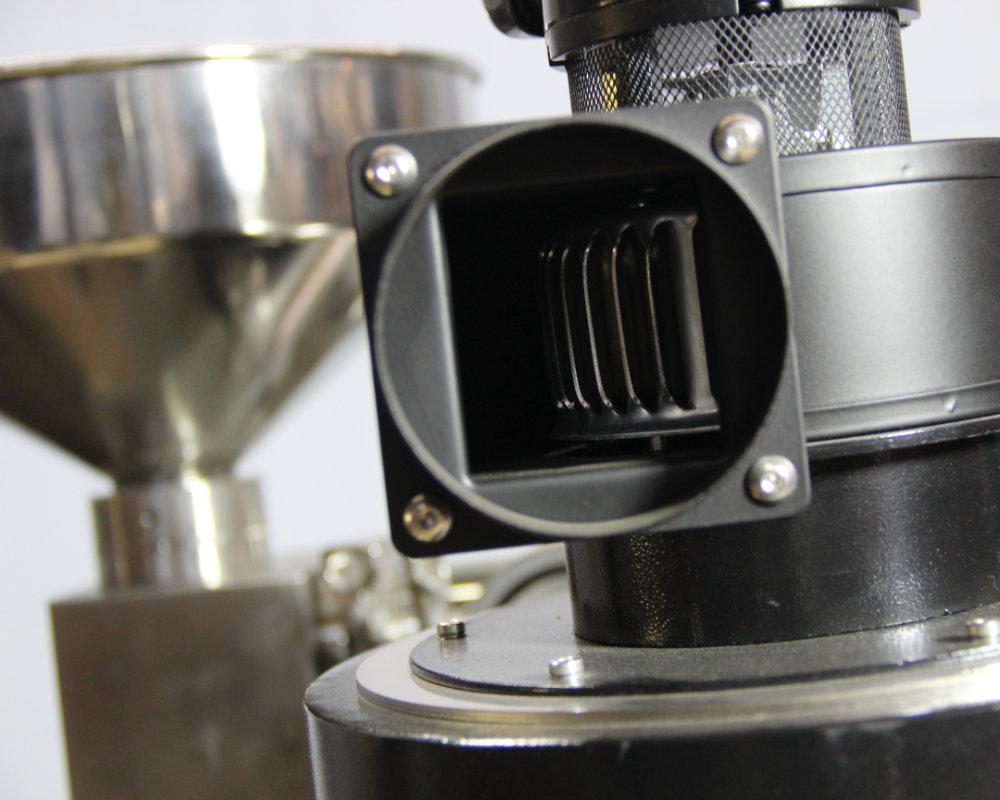 Kaffee-Röster Absaugsystem